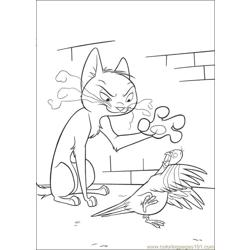 Bolt Coloring Pages 014