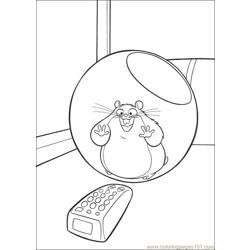 Bolt Coloring Pages 021