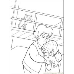Bolt 35 Free Coloring Page for Kids