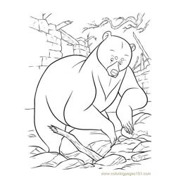 Brave 56 coloring page