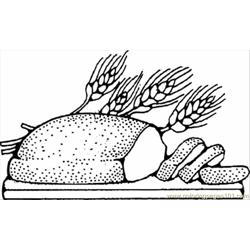 Grains Coloring Pages
