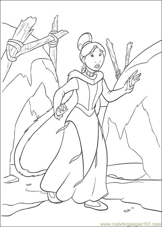 Brother Bear 2 06 Coloring Page