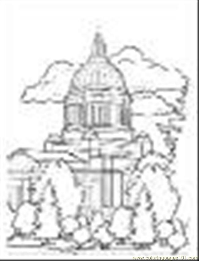 capital a coloring pages - photo#47