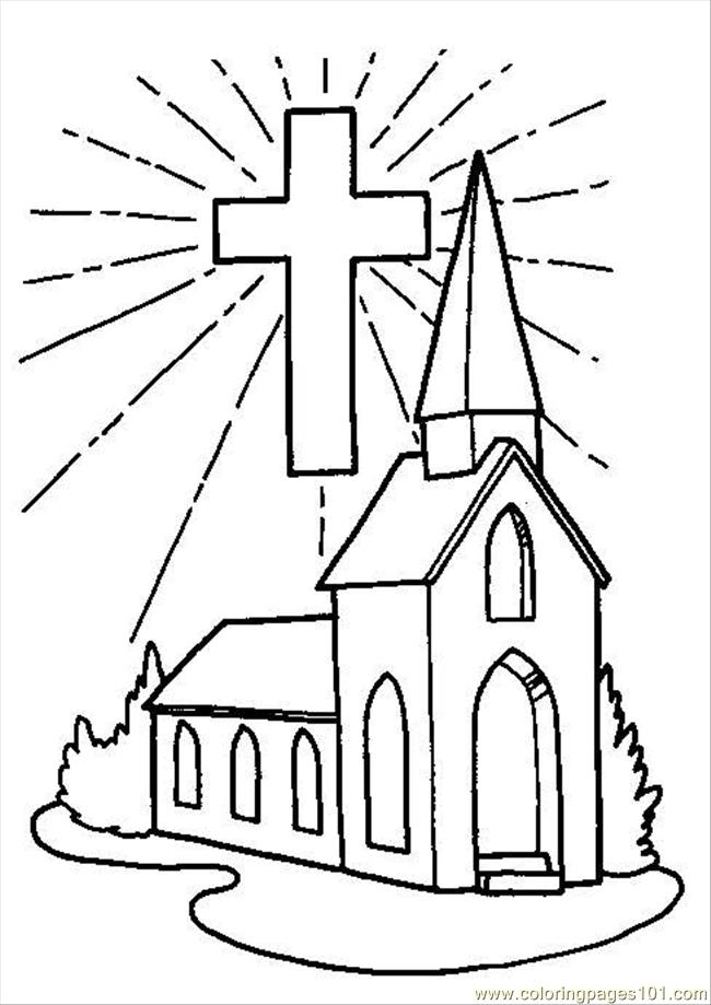 Biblecoloring1 Coloring Page