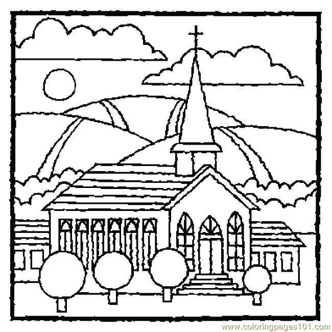 Biblecoloring3 Coloring Page