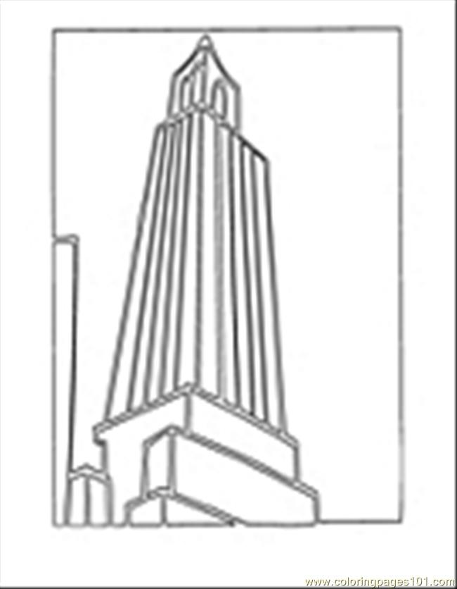 Building17 Coloring Page