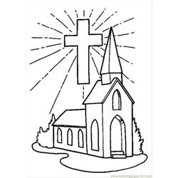 Biblecoloring1 Free Coloring Page for Kids