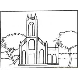 N Coloring Page Coloring Page