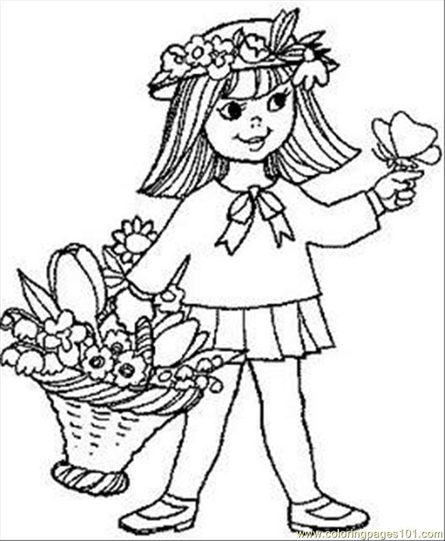 Kids Coloring Pages 150 Coloring Page