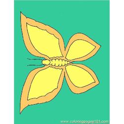 156 Tterfly Coloring Pages 3 Full