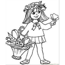 Kids Coloring Pages 150