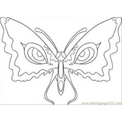 To Draw Butterfly Eyes Step 5