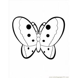 Tterfly Coloring Pages 28 Lrg