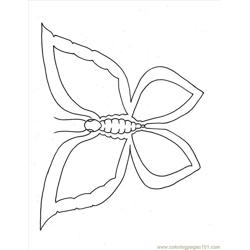 Tterfly Coloring Pages 2 Full
