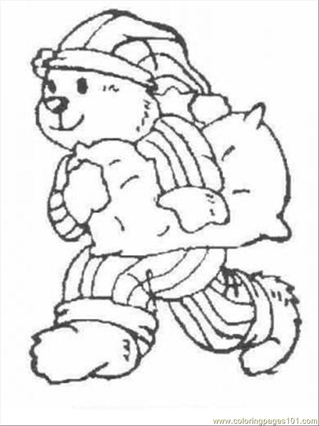 Normal Bear Coloring 37 Coloring