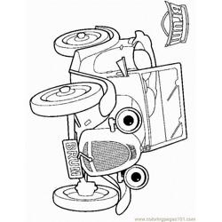 Brum (3) Free Coloring Page for Kids