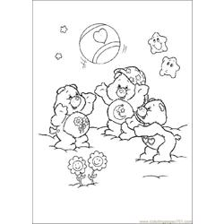 Care Bears09 coloring page