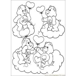 Care Bears 20 coloring page