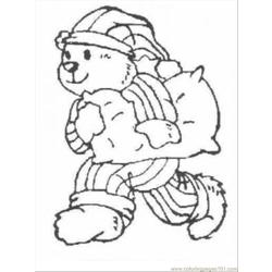 Normal Bear Coloring 37 Free Coloring Page for Kids