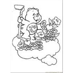 Troetel 02 Free Coloring Page for Kids