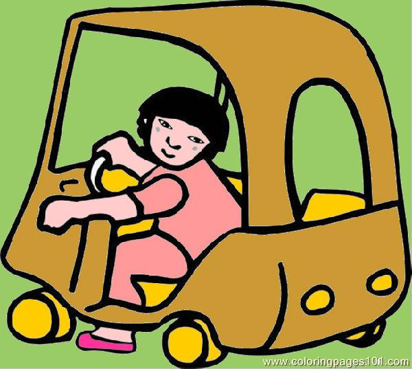 Car Coloring Pages 5 Coloring Page