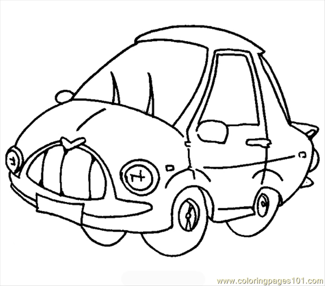 Free Painting Book 016 Coloring Page
