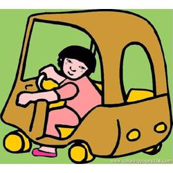 Car Coloring Pages 5 Free Coloring Page for Kids