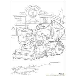 Cars N 26 15945 Free Coloring Page for Kids