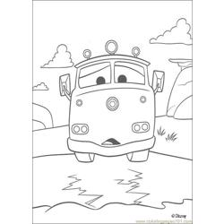 Cars N 32 44269 Free Coloring Page for Kids