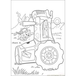Cars N 40 42175 Free Coloring Page for Kids