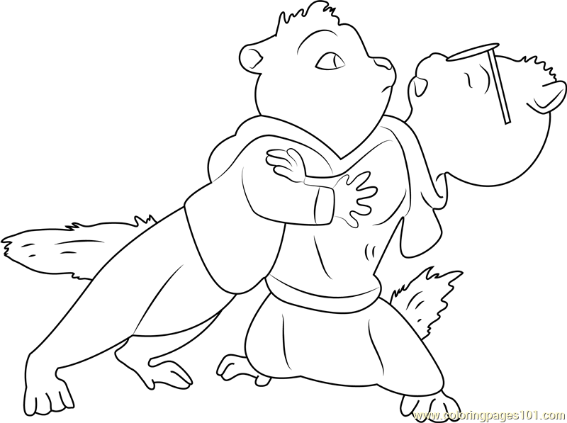 funny moments coloring page free alvin and the chipmunks