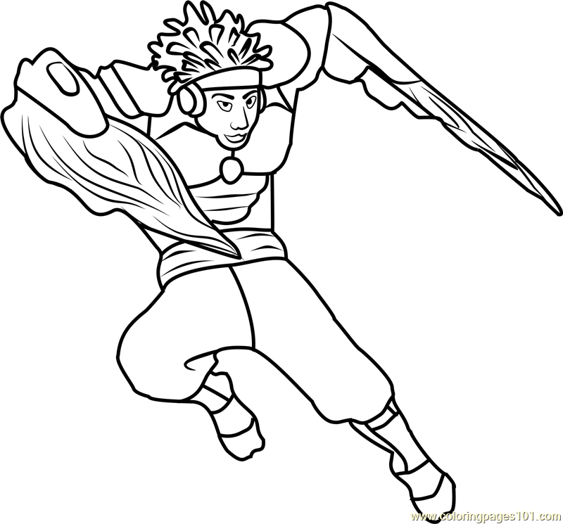 Big Hero 6 Coloring Pages | Disneyclips.com | 745x800