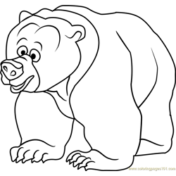 Tug Free Coloring Page for Kids