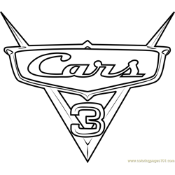 Cars 3 Logo from Cars 3