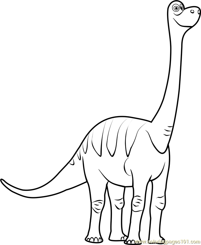 Libby Coloring Page