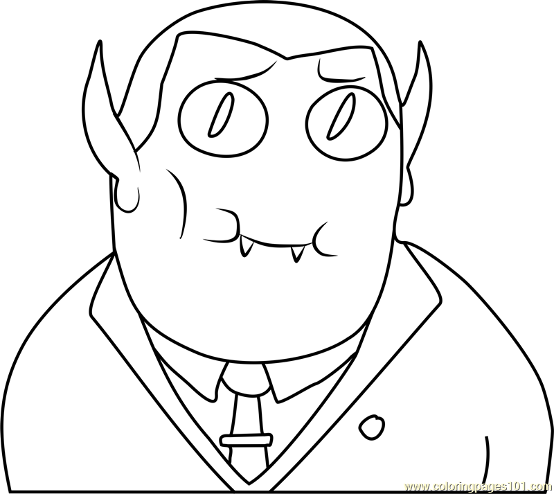 Hunson Abadeer Coloring Page