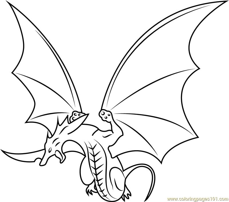 Bakugan evil dragon coloring pages bakugan best free for Free bakugan coloring pages