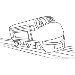 Wilson Free Coloring Page for Kids