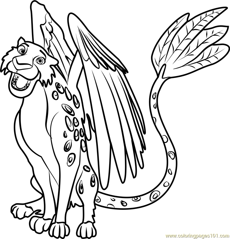 - Skylar Coloring Page - Free Elena Of Avalor Coloring Pages :  ColoringPages101.com