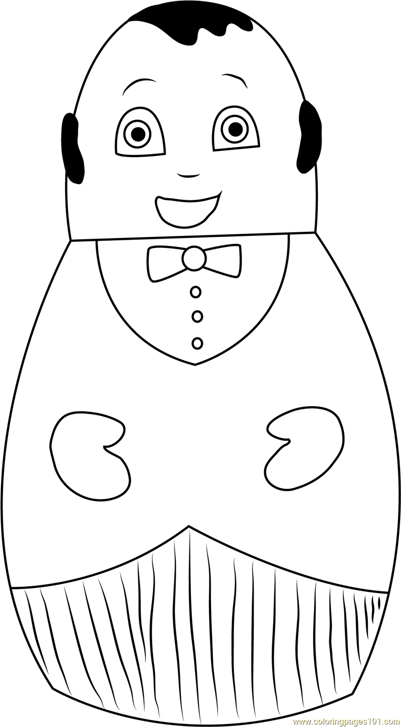 Higglytown heroes happy coloring page free higglytown for Higglytown heroes coloring pages
