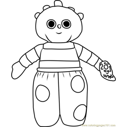 Unn Free Coloring Page for Kids