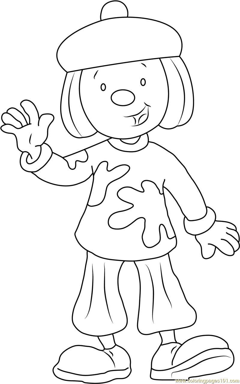 Jojo Siwa Sign Pages Coloring Pages