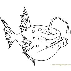 Navy Free Coloring Page for Kids