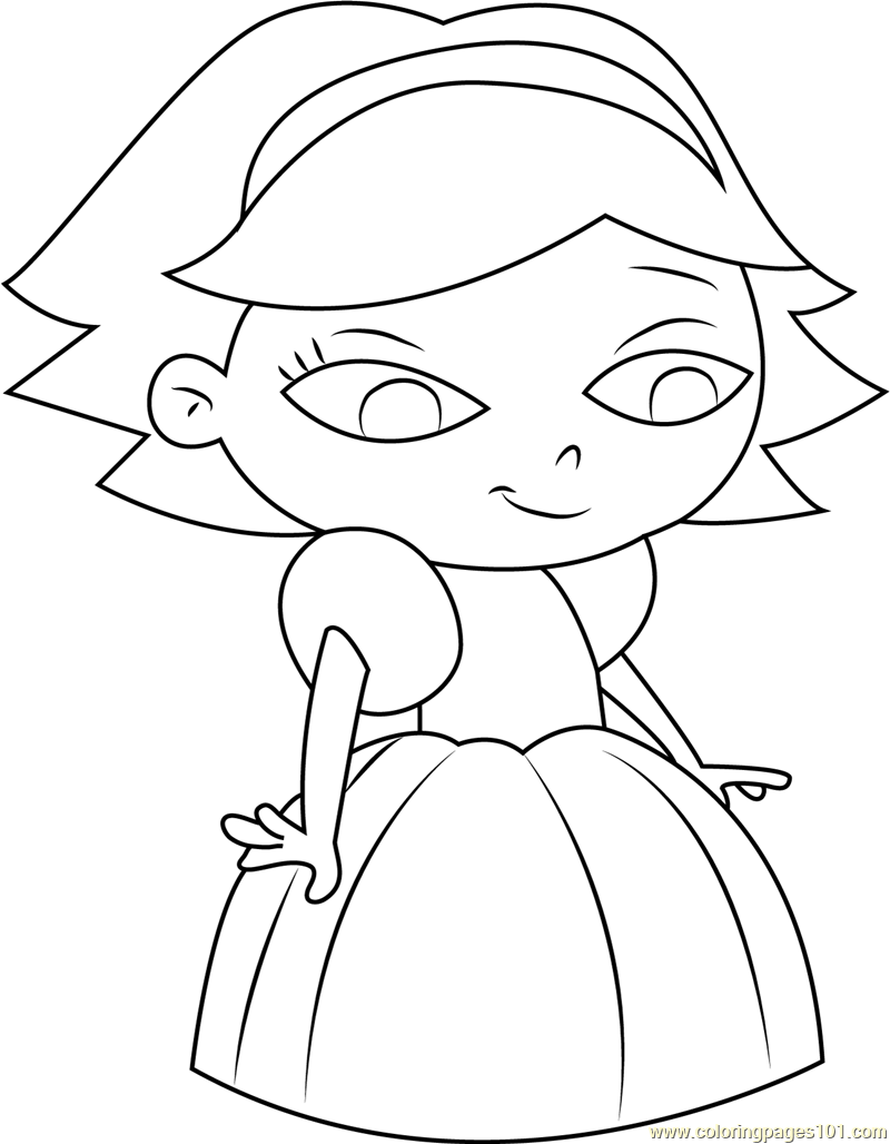 little einsteins june coloring pages - photo#32
