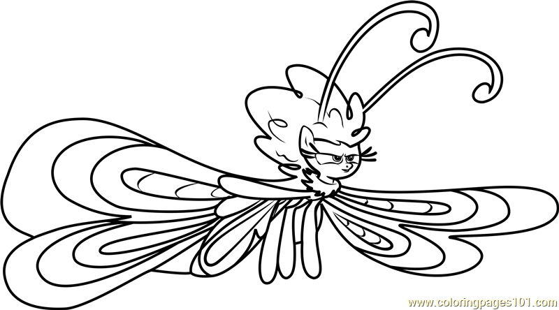Seabreeze Coloring Page
