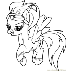 Granny Smith Coloring Page Free