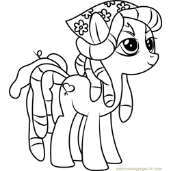 Tree Hugger Free Coloring Page for Kids
