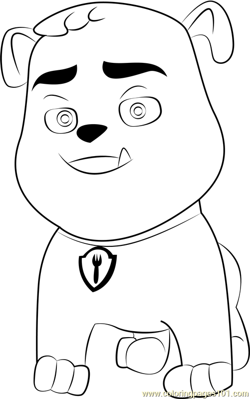 Jim Gaffigan Coloring Page