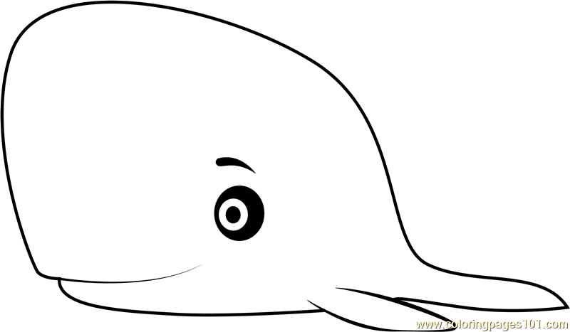 Mother Whale Coloring Page Free Paw Patrol Coloring