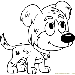 Pound Puppies Chief
